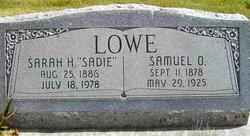 Samuel Oscar Lowe