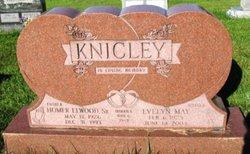 Evelyn May <i>Minnick</i> Knicley