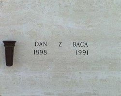 Dan Z. Baca