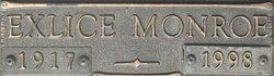 Exlice Monroe Fletcher