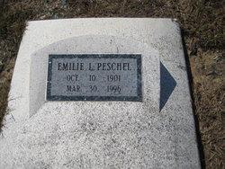 Emilie Louise <i>Hegemeyer</i> Peschel