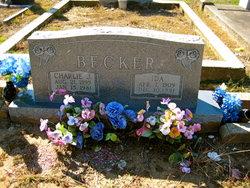Charlie J. Becker, Jr