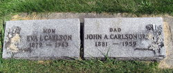 John Algert Carlson