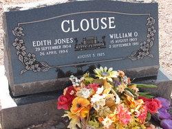 Edith <i>Jones</i> Clouse