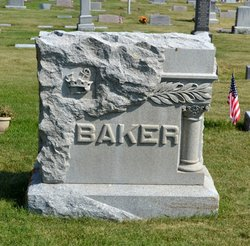 Jane Maria <i>Curtis</i> Baker