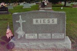 Adolph Riess