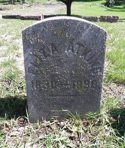 Eliza H. <i>Bolton</i> Atkins