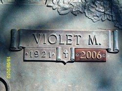Violet M <i>Edwards</i> Amend