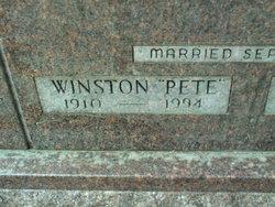 Winston Peter Leahy