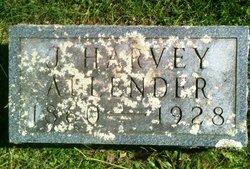 James Harvey Allender, Jr