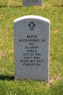 Rufus Alexander, Jr