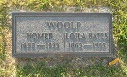 Loila <i>Bates</i> Woolf