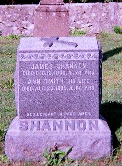 Ann <i>Smith</i> Shannon