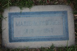 Marie Mary <i>Musselman</i> Froelich