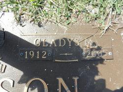 Gladys Marie <i>Glassburn</i> Johnson