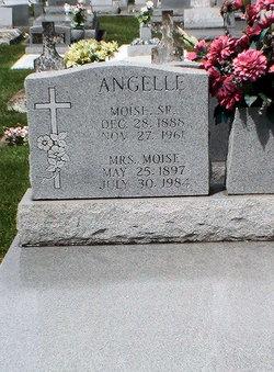 Moise Angelle, Sr