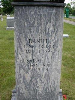 Sarah L Sally <i>Bowman</i> Carter