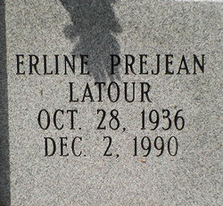 Erline <i>Prejean</i> Latour