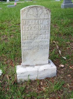 William Bryant Ackerman