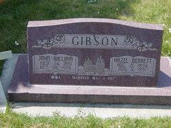 John William Gibson, Jr