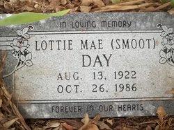 Lottie Mae <i>Smoot</i> Day