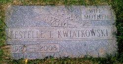 Estelle T. <i>Halerz</i> Kwiatkowski
