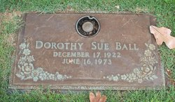Dorothy Sue Ball