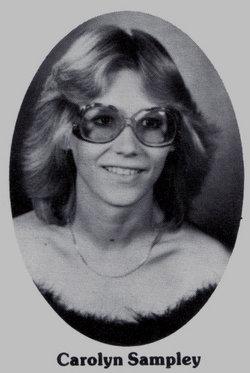 Carolyn Sue <i>Sampley</i> Davis