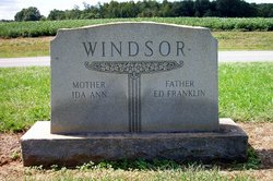 Ida Ann <i>Powell</i> Windsor