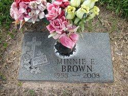 Minnie E Brown