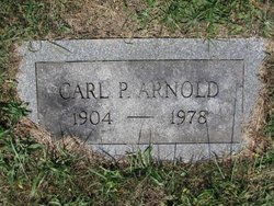 Carl P Arnold