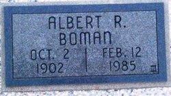 Albert R. Boman