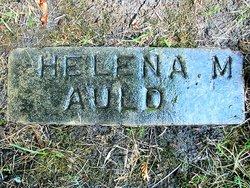 Helena Matilda Matilda <i>Nelson</i> Auld