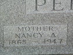 Nancy Alice Allie <i>Ashby</i> Perry