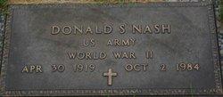 Donald Stevens Nash