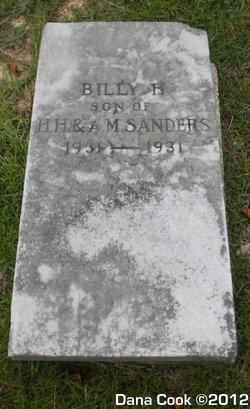 Billy H. Sanders