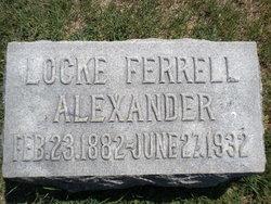 Locke Ferrell Alexander