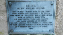Payne Burying-Ground Red House-Cedar Hill