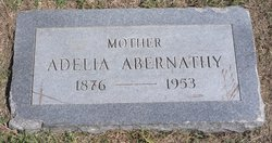Adelia <i>White</i> Abernathy