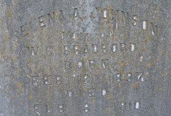 Selena A. <i>Johnson</i> Bradford