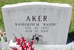 Randolph Mitchell Aker