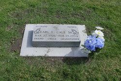 Earl Emery Cale, Sr