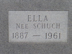 Ella <i>Schuch</i> Houy