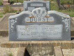 Elgin August Durst