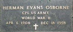 Herman Evans Osborne