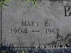 Mary <i>Long</i> Black