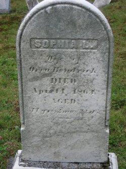 Sophia L <i>Gaylord</i> Hendrick