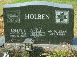 Robert E Holben