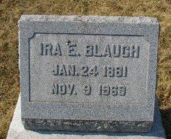 Ira E Blauch
