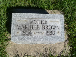 Maribel Maribee <i>Cheesman</i> Brown